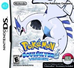 Free Pokemon Soul Silver Box Art phone wallpaper by jacobblueboy100