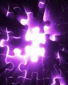 purple puzzle wallpaper 1