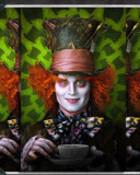 Johnny Depp Hatter