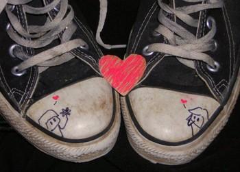 Free shoes.jpg phone wallpaper by mandalea08
