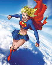 Free supergirl3 phone wallpaper by bsl71