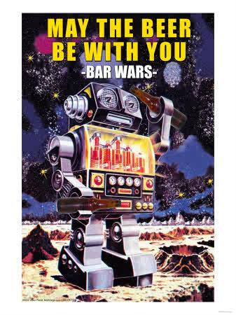 Free funny-beer-star-wars-robot.jpg phone wallpaper by jonnybravo