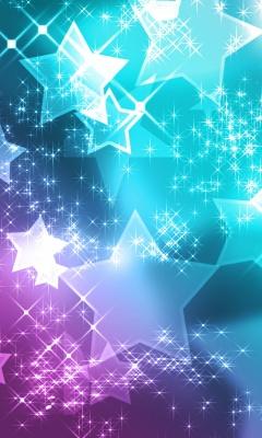 Free pretty stars phone wallpaper by navybaby7901