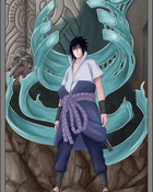 Sasuke's Susanoo wallpaper 1