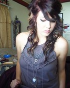 curly prom hair (: