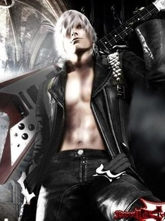 Free Rocker Dante phone wallpaper by mrvalentine
