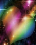 blurry heart n stars.jpg wallpaper 1