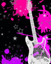 Free Guitar phone wallpaper by pumkin1231
