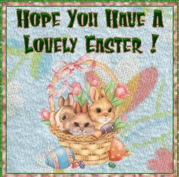 Free happy easter phone wallpaper by lolipopliker