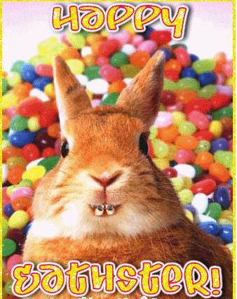 Free cute happy easte phone wallpaper by lolipopliker