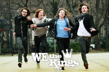 Free we the kings.jpg phone wallpaper by lizzyrawrz