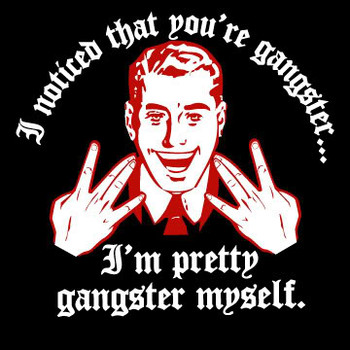 Free gangsta 1.jpg phone wallpaper by buddahkon561