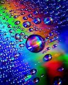 raindrops wallpaper 1