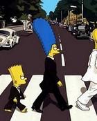 The Simpsons cross Abbey Road.jpg