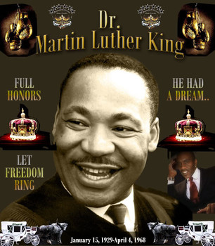 Free Honoring-Martin-Luther-King.jpg phone wallpaper by barbiegurl22