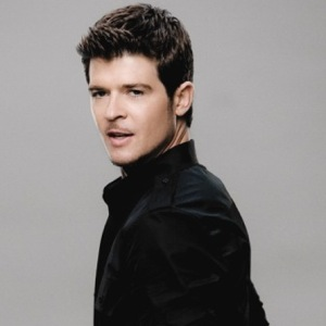 Free robin thicke phone wallpaper by barbiegurl22