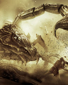 Clash of The Titans Scorpion