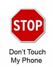 Free Dont-Touch-My-Phone phone wallpaper by carmen