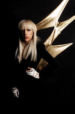 Free Lady GaGa lightning phone wallpaper by kenziepop
