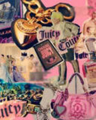 thejuicycouturecollage.jpg wallpaper 1