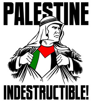 Free Palestine Indestructible phone wallpaper by iroamer
