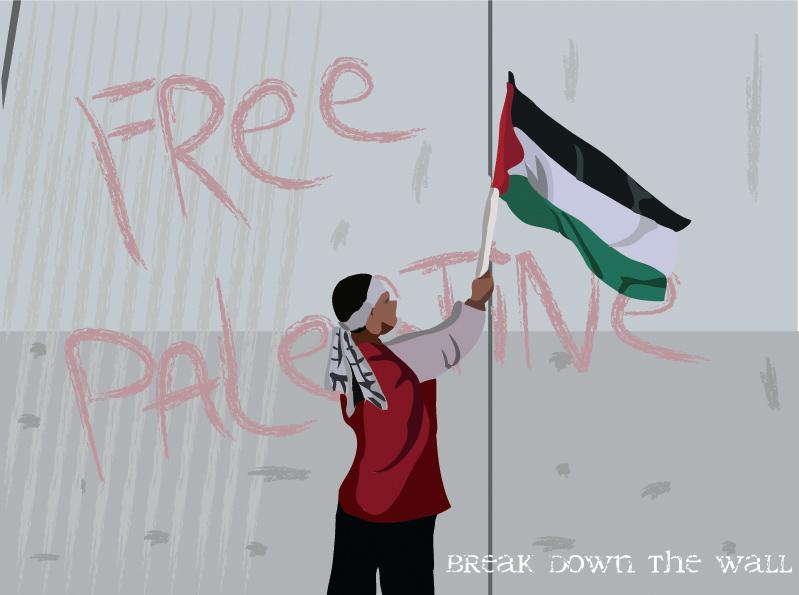 Free Free Palestine phone wallpaper by iroamer