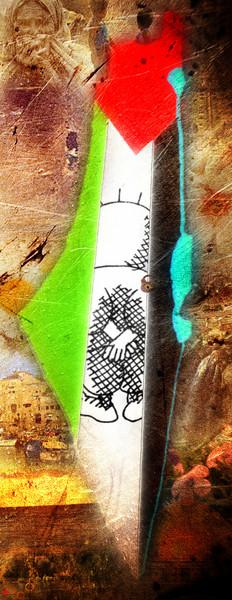 Free Palestine Flag phone wallpaper by iroamer