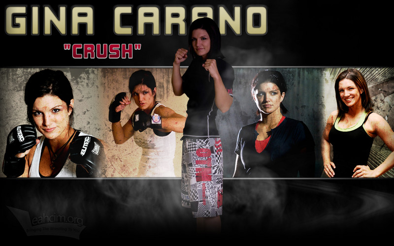 Free Gina-Carano.jpg phone wallpaper by lazybg