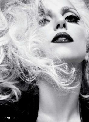 Free Lady GaGa phone wallpaper by bunnyoner