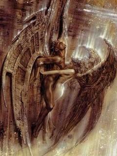 Free angels phone wallpaper by surferonacid