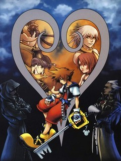 Free Kingdom Hearts Chain of Memories - Trapped in the Cards.jpg phone wallpaper by crabtree512