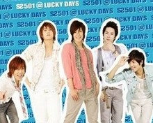Free lucky days sss501.jpg phone wallpaper by ilovesouthkorea