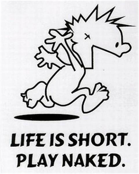 Free life is short phone wallpaper by dan_2