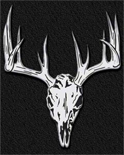 Free Deer Skull phone wallpaper by dan_2