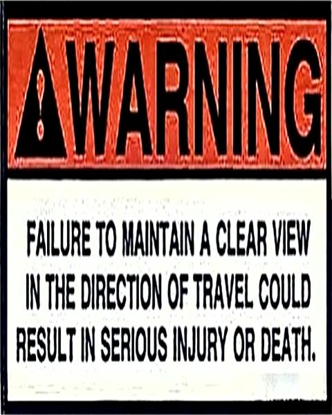 Free Warning phone wallpaper by dan_2
