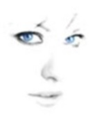 blue eyes wallpaper 1