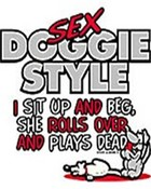 sex doggie style