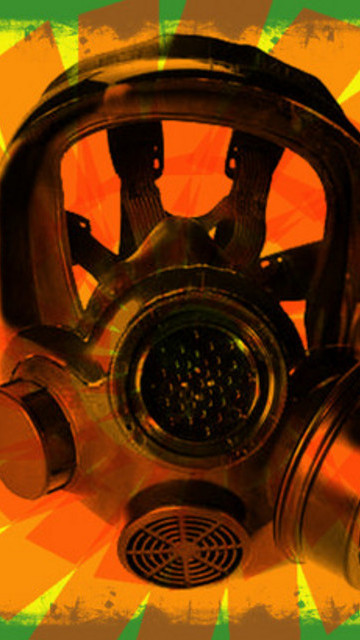 Free gas mask.jpg phone wallpaper by goodoleboy211