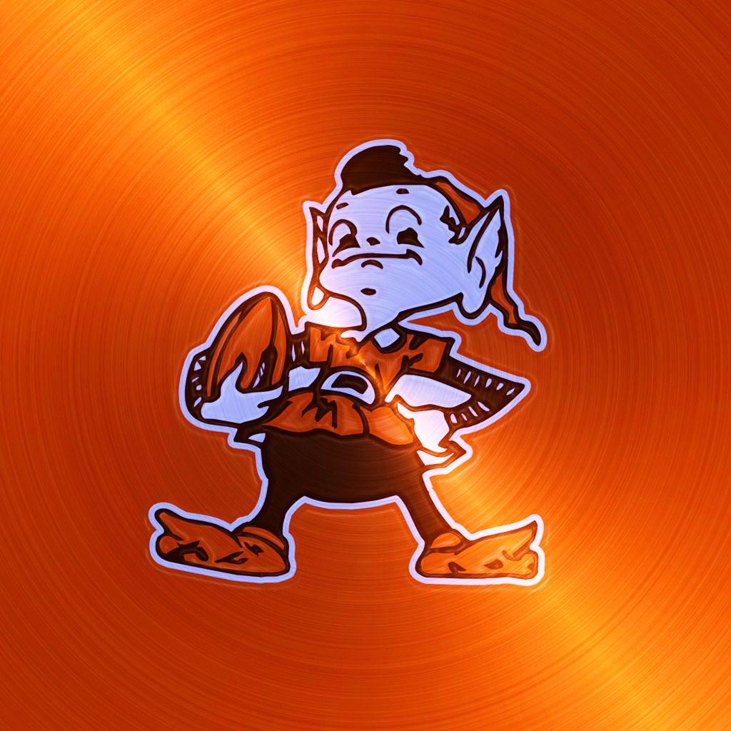 Free cleveland-browns-leprecaun-ipad-1024emsteel.jpg phone wallpaper by chucksta