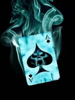 Free Ace & Skull 2 phone wallpaper by carmen