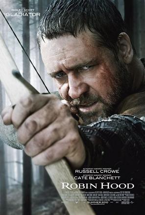 Free Robin Hood 2010 poster phone wallpaper by carmen