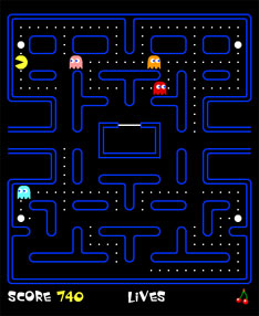 Free Pacman phone wallpaper by carmen