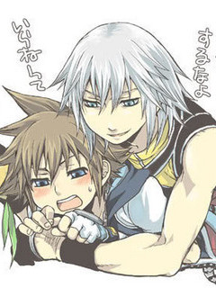 Free Kingdom-Hearts-yaoi-yaoi-3354087-47.jpg phone wallpaper by emo_foxx11
