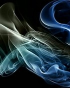 Colorful smoke 2