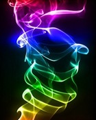 Colorful smoke 3