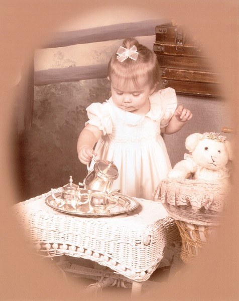 Free teddy bear tea party.jpg phone wallpaper by litalyn