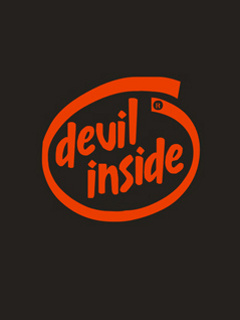 Free Devil Inside phone wallpaper by johnny_b