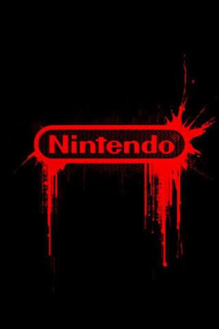 Free Nintendo-Logo_black.jpg phone wallpaper by sheanorth