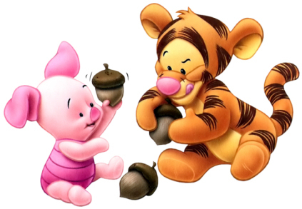 Free Baby-Tigger-and-Piglet-winnie-the-pooh-7889554-423-293.jpg phone wallpaper by saidy