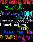 Dental Care by Owl City. wallpaper 1